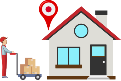 Send your packages home in as fast as 3 business days. Our online tracking gives you status updates as your shipment speeds through the U.S. and arrives in Japan.