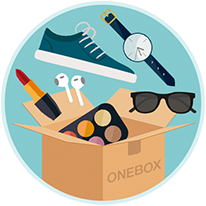 comGateway's OneBox lets you save more on shipping by reducing up to 80% of your package's shipping weight